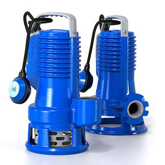 Дренажный насос Zenit DR bluePRO 150/2/G50V A1CM/50