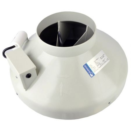 Канальный вентилятор Systemair RVK sileo 125E2-L1