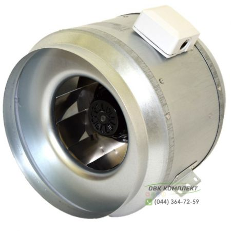 Канальный вентилятор Systemair KD 315 M1