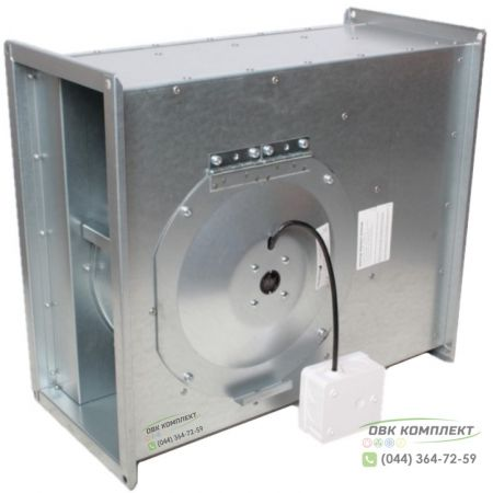 Канальный вентилятор Ostberg RK 500x300 B3, ErP