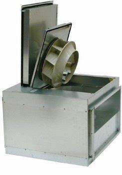 Канальный вентилятор Systemair RSI 60-35 L1
