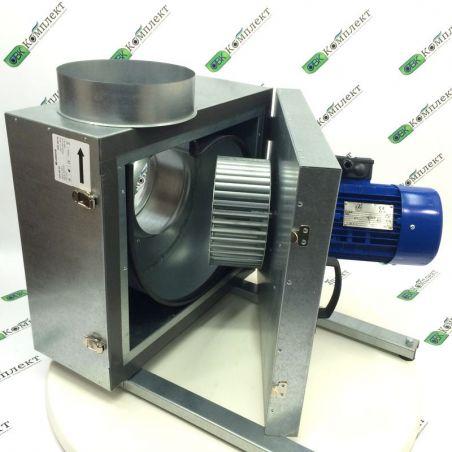 ВЕНТС КСК 200 4Е - шумоизолированный кухонный вентилятор