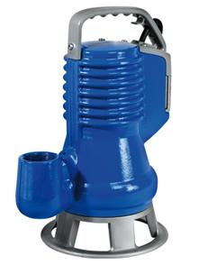 Фекальный насос Zenit DG blue 50/2/G40V A1BM/50