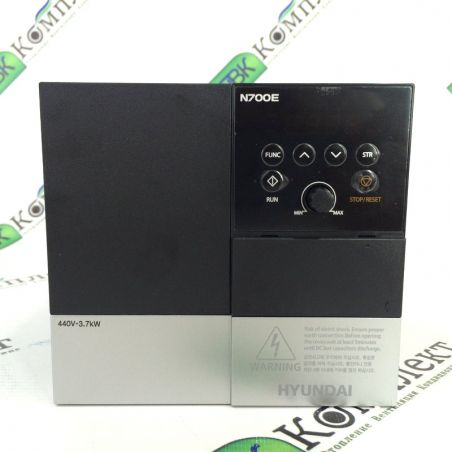 Частотный преобразователь Hyundai N700E-037HF 3,7 кВт