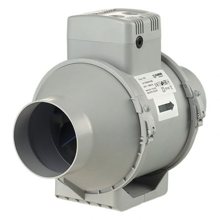 Канальный вентилятор Blauberg Turbo 100