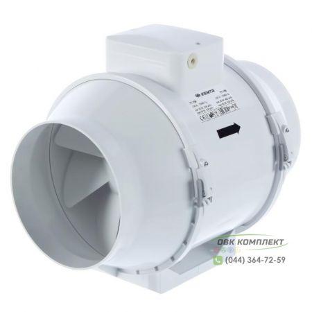 ВЕНТС ТТ 150 - вентилятор для круглых каналов