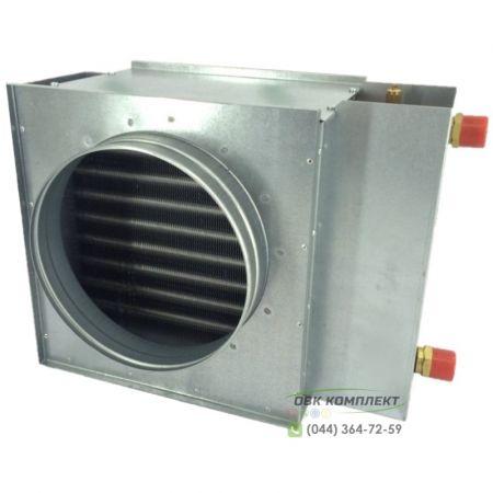 ВЕНТС НКВ 150-4 - водяной нагреватель