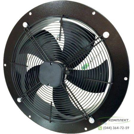 ВЕНТС ОВК 4Е 550 - осевой вентилятор низкого давления