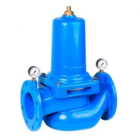 Регулятор давления Honeywell D15S-200A | DN 200 | фланец | PN 16