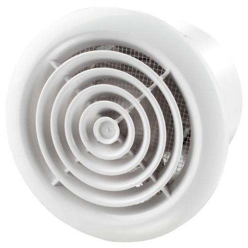Осевой настенный вентилятор ВЕНТС 150 ПФ