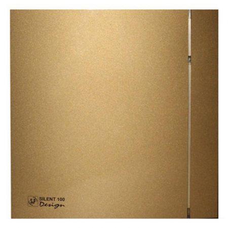 Вентилятор Soler&Palau Silent-100 CZ Gold Design