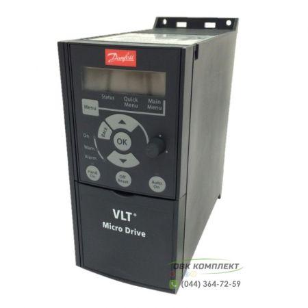132F0005 Danfoss VLT Micro Drive FC 51 1,5 кВт/1ф - Частотный преобразователь