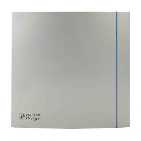 Вытяжной вентилятор Soler&Palau SILENT-300 CZ SILVER DESIGN 3C