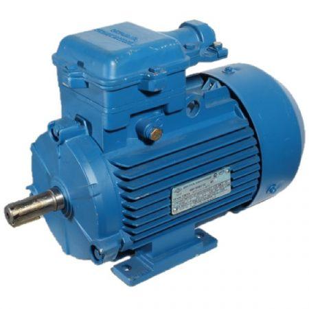 Электродвигатель 4ВР80A6 (4ВР 80A6) 4ВР 80 A6 0,75 кВт 1000 об/мин