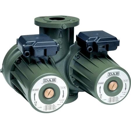 Сдвоенный циркуляционный насос DAB DPH 150/280.50 T