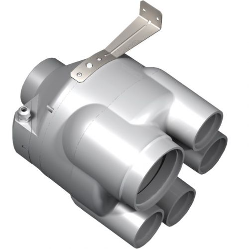 Многозональный центробежный вентилятор ВЕНТС ВК ВМС 125