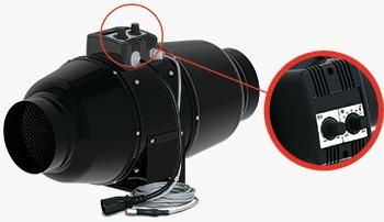С выносным датчиком температуры с кабелем длиной 4м (опция